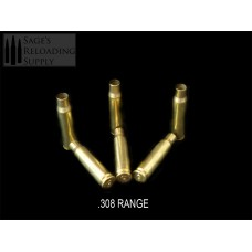 .308 Mixed Commercial Range Brass (650+CT)
