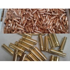 .308 150gr Hornady FMJ-BT W/C (500CT) 300 Blackout Processed Brass (500CT)