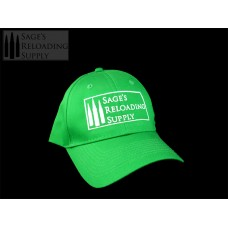 Sage's Reloading Supply Official Hat (NEON GREEN)