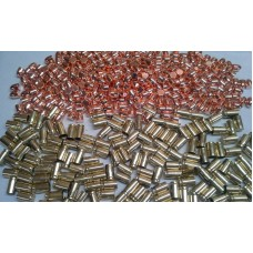 .355/380 Auto 100gr Xtreme RNFP Bullets (1000CT) 380 Auto Brass Tumbled (1000CT)