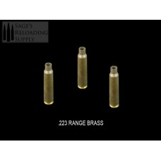 .223 Mixed Range Brass (250CT)