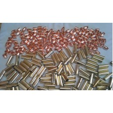 .357 125gr Xtreme FP Bullets (500CT) 38spl Brass Tumbled (500CT)
