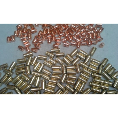 40/10mm 180gr RNFP Xtreme Bullets (500CT) Tumbled  40 S&W