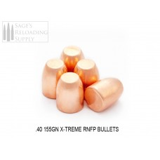 .40/10mm 155gr X-Treme RNFP (500CT)