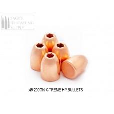 .45 200gr X-Treme HP (500CT)