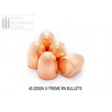 .45 200gr X-Treme RN (500CT)