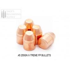 .45 255gr X-Treme FP (500CT)