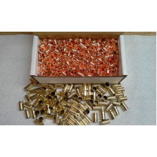 .45 200gr Xtreme HP Bullets (500CT) Tumbled 45acp Large Pistol Brass (500CT)