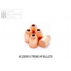 .45 230gr X-Treme HP (500CT)