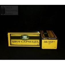 .357/38 Speer Shot Capsules (50CT)