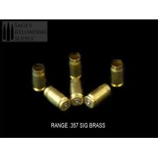 .357 Sig Range Brass (500CT)