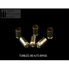 380 Auto Tumbled Brass (500CT)