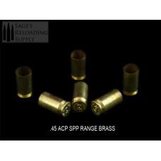 .45 Auto SPP Range Brass (500CT)