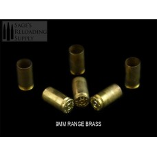 9mm Range Brass (500CT)