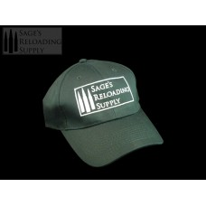 Sage's Reloading Supply Official Hat (BLACK)