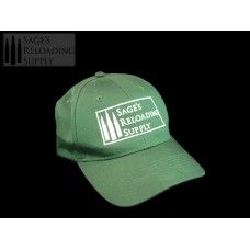 Sage's Reloading Supply Official Hat (SAGES GREEN)