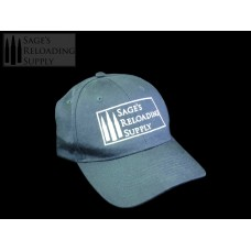Sage's Reloading Supply Official Hat (NAVY BLUE)
