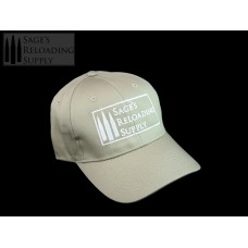Sage's Reloading Supply Official Hat (TAN)