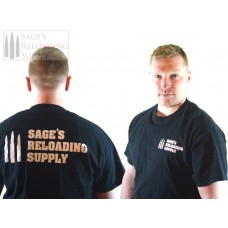 Sage's Reloading Supply Official T-Shirt (LARGE)
